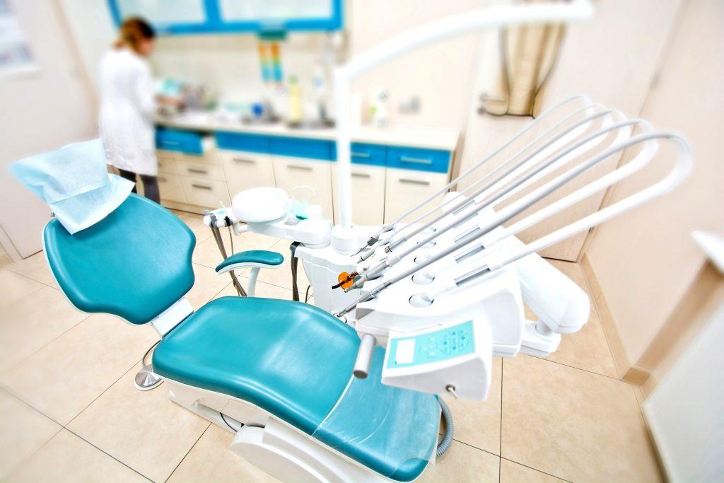 cadeira odontologia