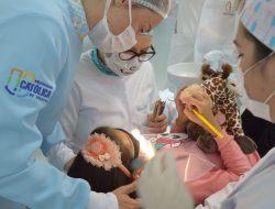 Odontopediatria e a criação dos hábitos de higiene bucal nas crianças